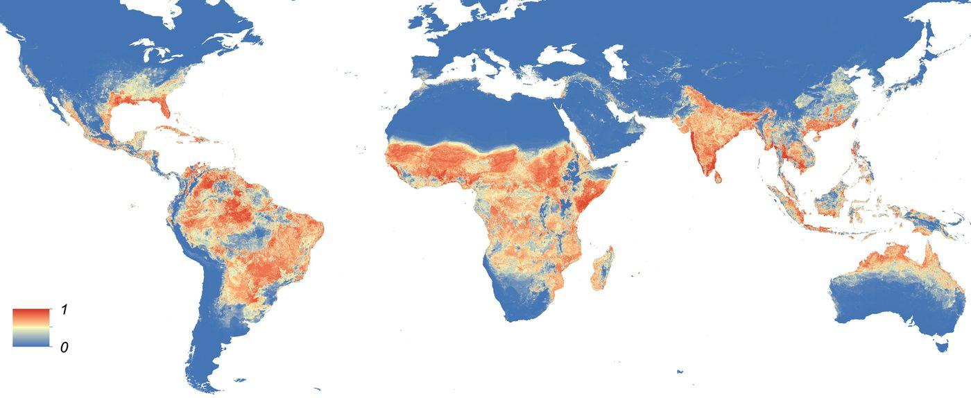 Climate change and urbanization are spurring outbreaks of mosquito-borne diseases like Zika