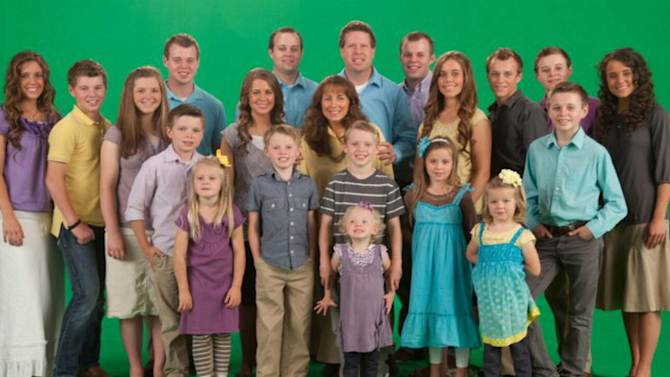 THE DUGGARS LAY DOWN THE LAW