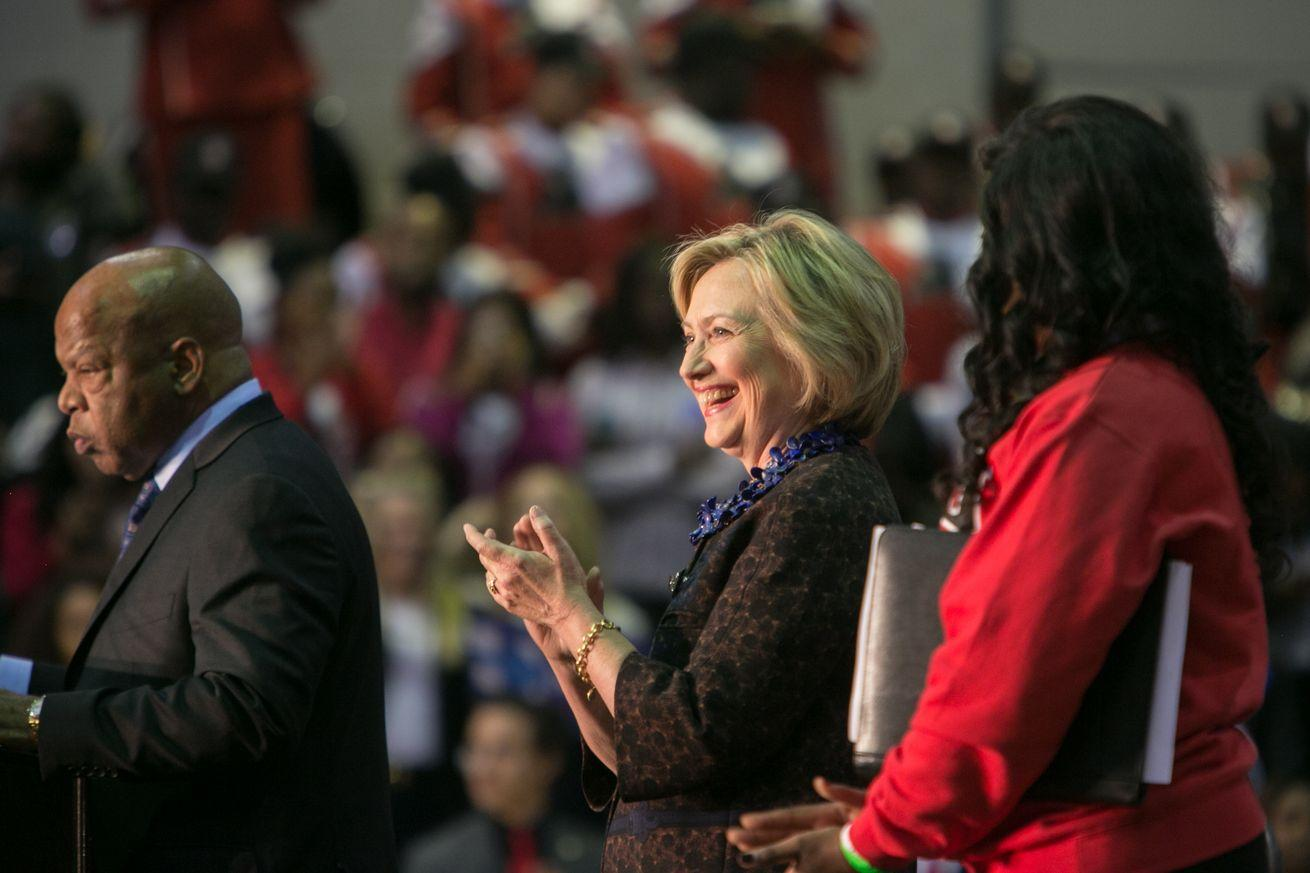 The Congressional Black Caucus PAC just endorsed Hillary Clinton