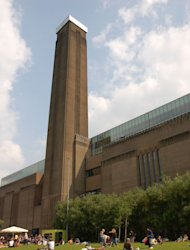 Record numbers visited Tate Modern in 2012