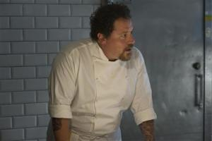 """Jon Favreau as Carl Casper in the movie """"Chef"""", is pictured in this undated handout photo"""