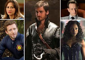 Ask Ausiello: Spoilers on Once, Bones, Chicago Fire, True Blood, Parks and Rec, Dixie and More!