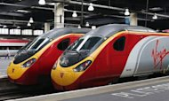 Virgin Takes Legal Action Over Train Deal
