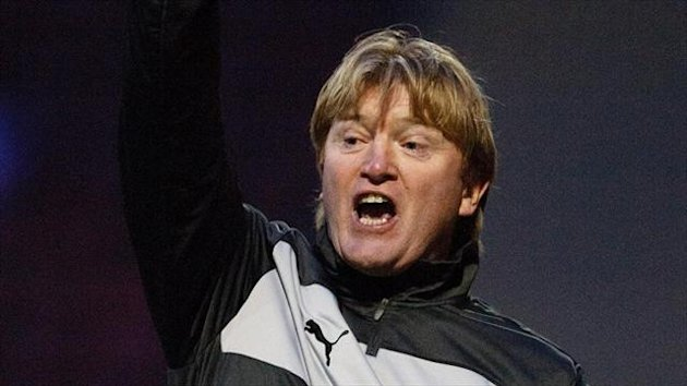 Stuart McCall stressed he is enjoying his time as Motherwell manager