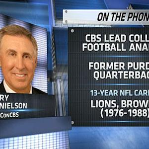 Gary Danielson talks Iron Bowl