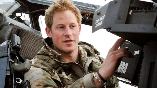 Prince Harry opens up about tour of duty in Afghanistan