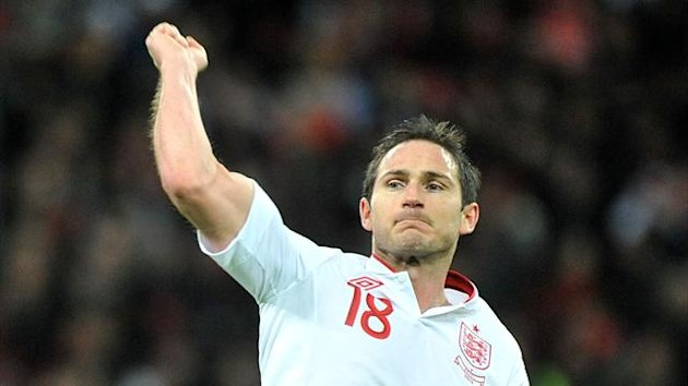 Frank Lampard insists selection for the 2014 World Cup squad 'is a target'