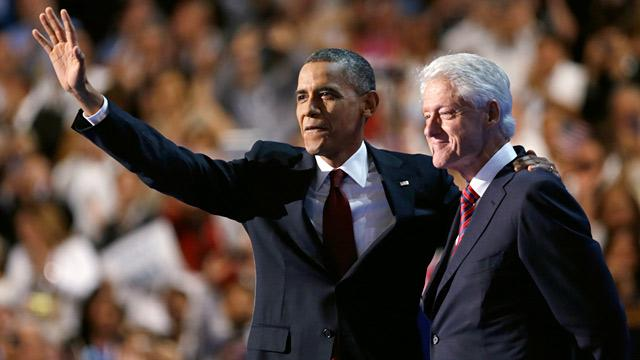 Could Bill Clinton Be Getting a New Job in Washington? Who Else is Coming to Town?