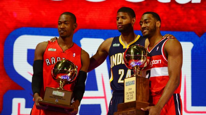 NBA: All Star Game-Skills Contests