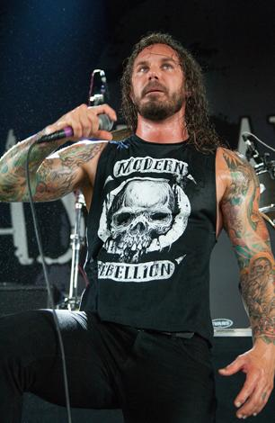 As I Lay Dying Singer Tim Lambesis Pleads Not Guilty in Murder-for-Hire Plot