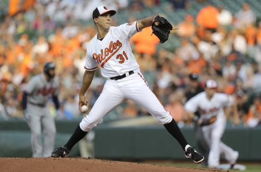 Davis hits 2 HRs, has 5 RBIs as Orioles beat Braves 7-3