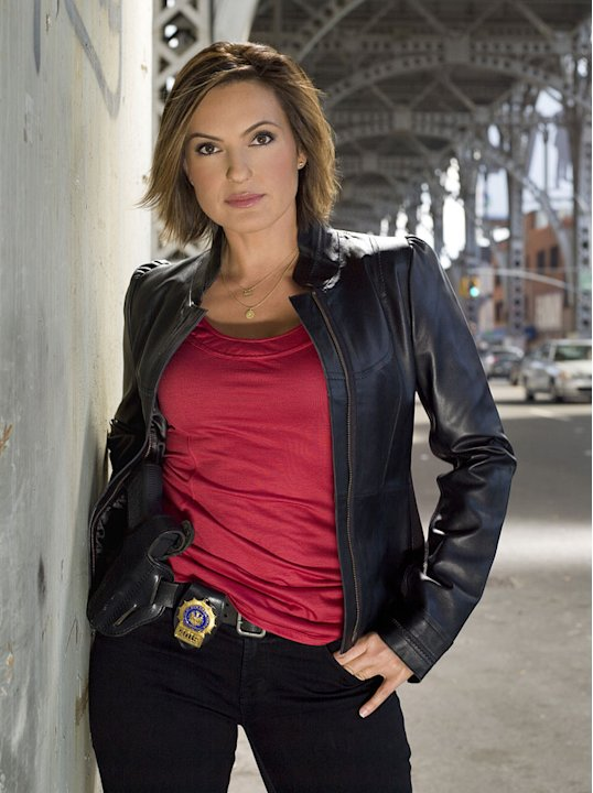 Mariska Hargitay in the NBC series &quot;Law &amp; Order: Special Victims Unit&quot; 