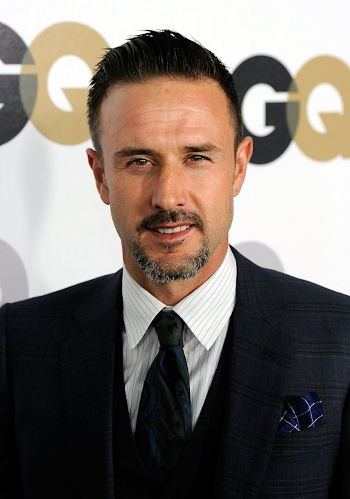 FILE: David Arquette Files For Divorce From Courteney Cox