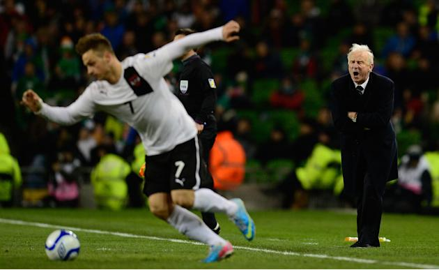 Republic of Ireland v Austria - FIFA 2014 World Cup Qualifier