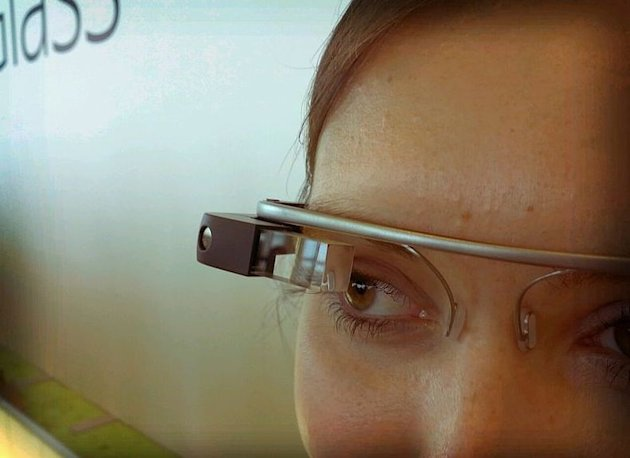 2. Google Glass. It's a sci-fi …