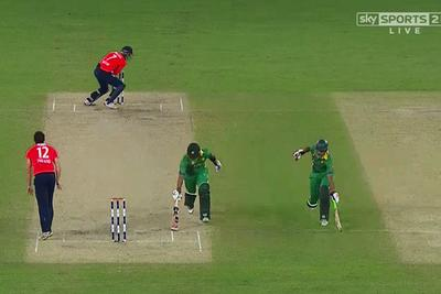 Pakistan managed to do the single dumbest thing in cricket ... twice ... in one week