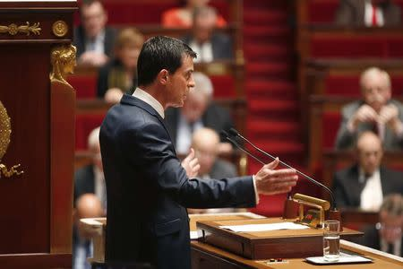 French PM says Europe can't take in more refugees: Sueddeutsche Zeitung