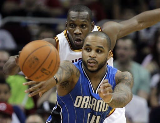 Magic defeat Cavs, clinch playoff spot with win