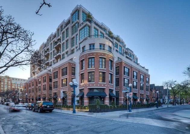 Opulent Yorkville, Toronto condo lists for $18.5 million