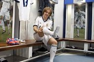 'No hard feelings' with Tottenham, Modric declares after Real Madrid switch