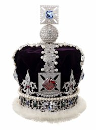 &#xa3;10,000 For The Queen&amp;#39;s Crown Jewels? Yes, Really!