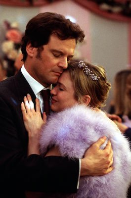 Renee Zellweger and Colin Firth in Universal Pictures' Bridget Jones: The Edge of Reason