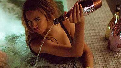 Beyoncé Dumped a $10,000 Bottle of Champagne In a Hot Tub