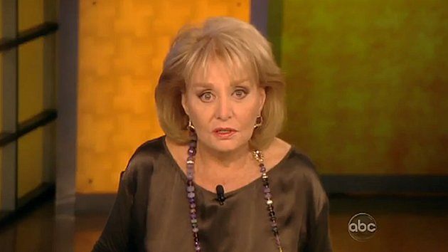 Barbara Walters Names 'Most Fascinating' of 2012