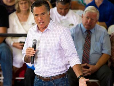 Romney hits Obama as 'outsourcer-in-chief'