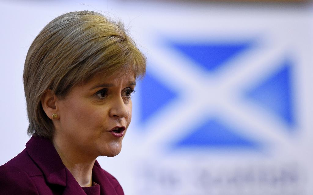 Scottish secessionists vow to shake up UK parliament