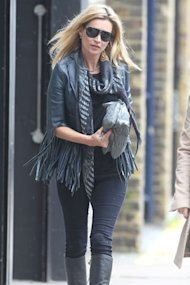 Kate Moss' Fringe Benefits