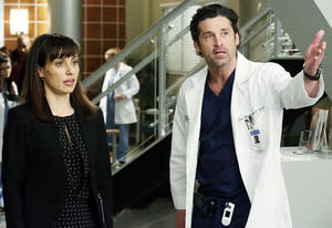 Constance Zimmer and Patrick Dempsey | Photo Credits: Richard Cartwright/ABC