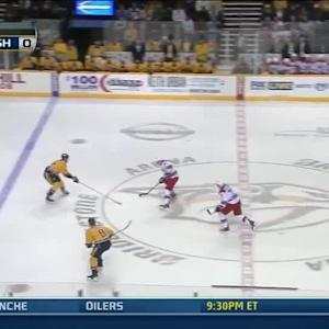 Carolina Hurricanes at Nashville Predators - 12/05/2013