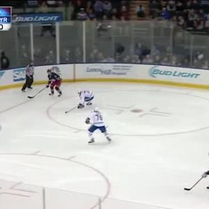 Carey Price Save on Martin St. Louis (03:06/3rd)