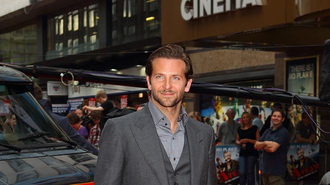 A Team UK Premiere 2010 Bradley Cooper