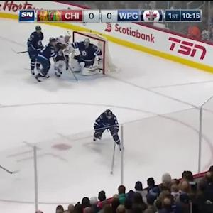 Chicago Blackhawks at Winnipeg Jets - 03/29/2015