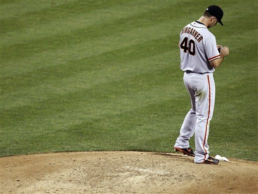 Corbin, Diamondbacks beat Giants 5-1 to end skid