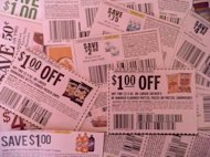 Coupons can save you a lot of money