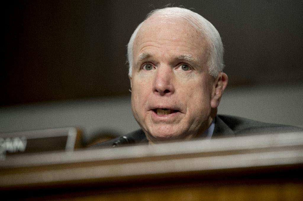 McCain slams Syria deal for empowering 'military aggression'
