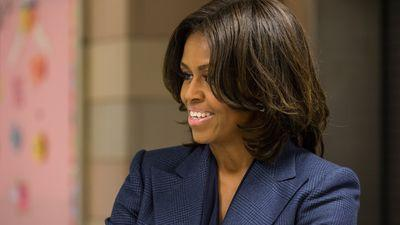 Michelle Obama Visited Chez Billy Sud on Saturday for Steak Frites