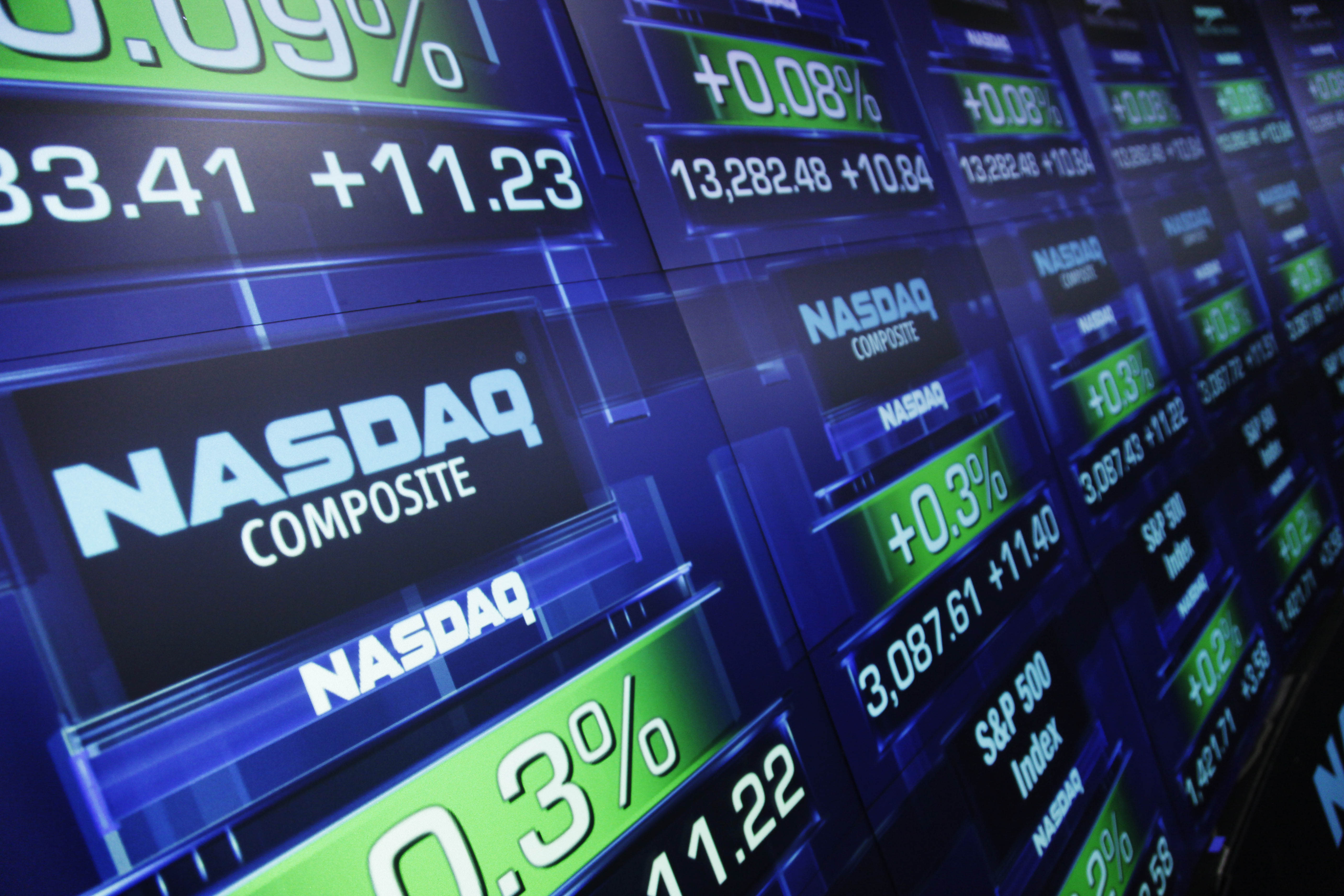 The Nasdaq's new record - embrace it