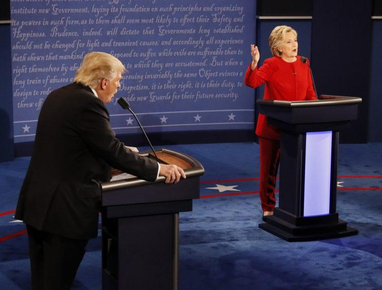 Here's the cybersecurity debate Clinton and Trump should have had
