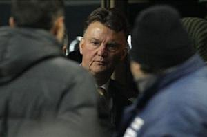 Louis van Gaal: I rejected Tottenham offer