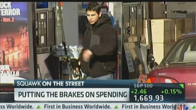 Putting the Brakes on Spending
