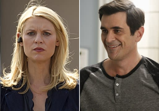 SAG Award Nominations: Homeland, Downton Abbey and Modern Family Lead the Pack; Sons of Anarchy, Political Animals Sneak In