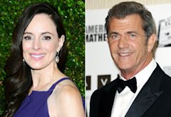 Madeleine Stowe, Mel Gibson | Photo Credits: Araya Diaz/FilmMagic, Jason LaVeris/FilmMagic