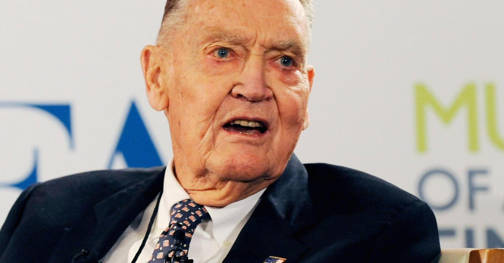 Surprise: Jack Bogle on active managers he likes