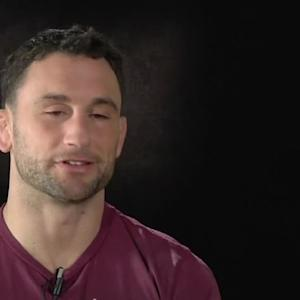 Fight Night Austin: Rapid Fire with Frankie Edgar