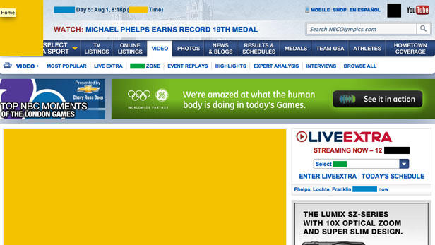 Olympics Begone! Browser Extension Blocks Some Spoilers