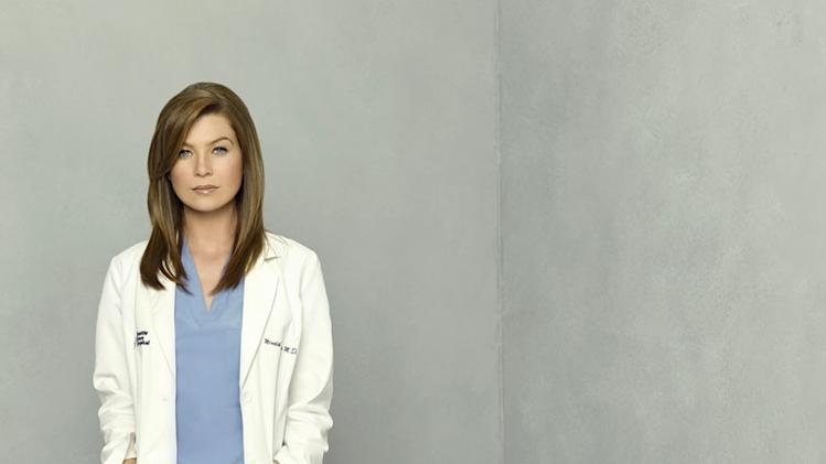 Ellen Pompeo stars as Meredith Grey on Grey's Anatomy.